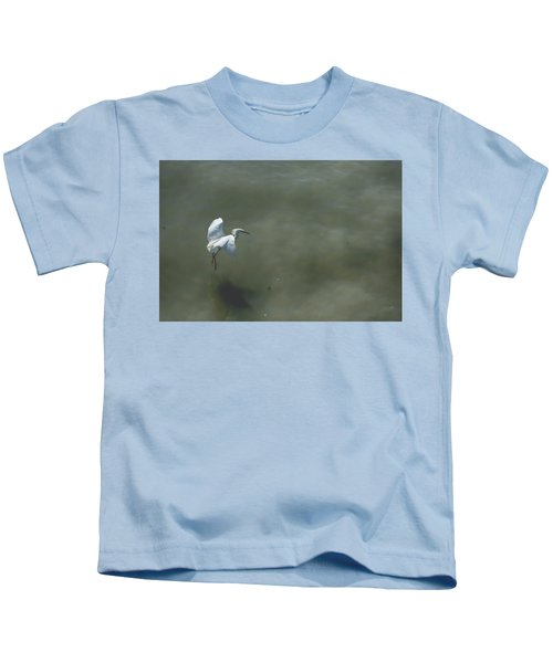 It's All In The Takeoff Kids T-Shirt