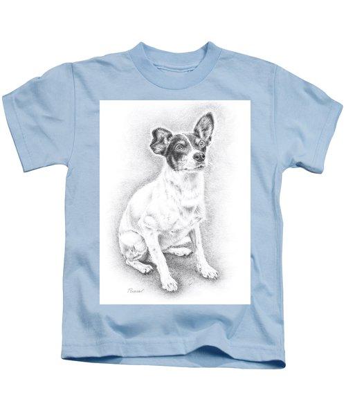 Jack Russell Kids T-Shirt
