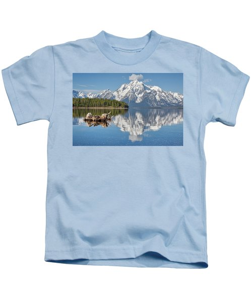 Jackson Lake, Gtnp Kids T-Shirt