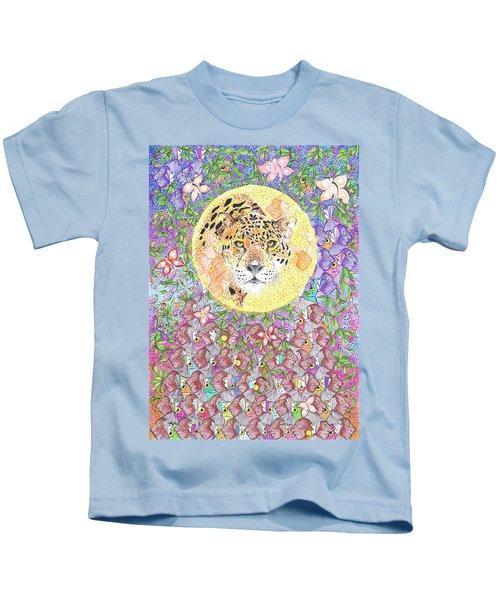 Jaguar Night Kids T-Shirt