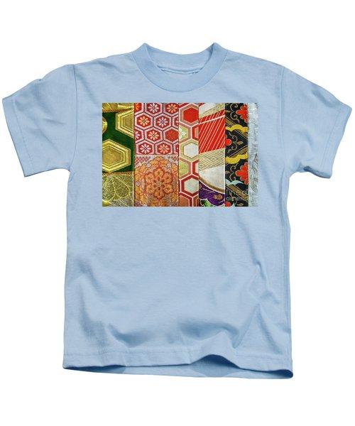 Japanese Patchwork Kids T-Shirt