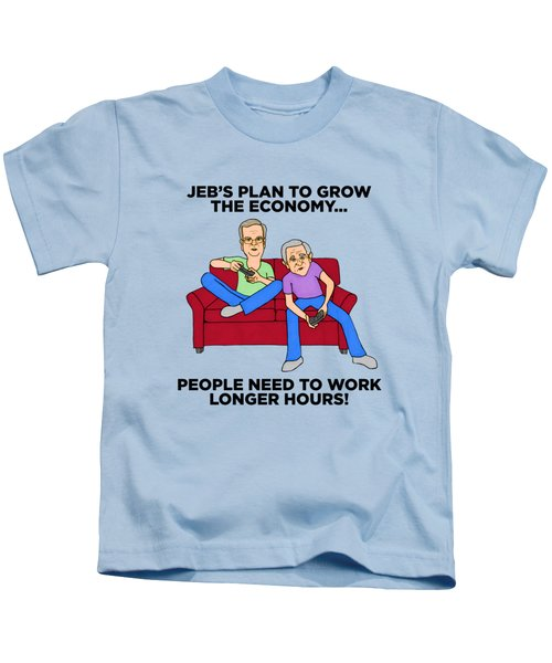 Jeb Bush Kids T-Shirt