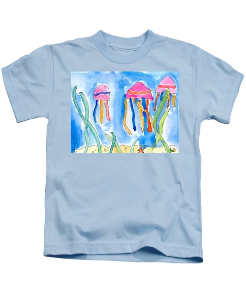 Jellyfish Kids T-Shirt
