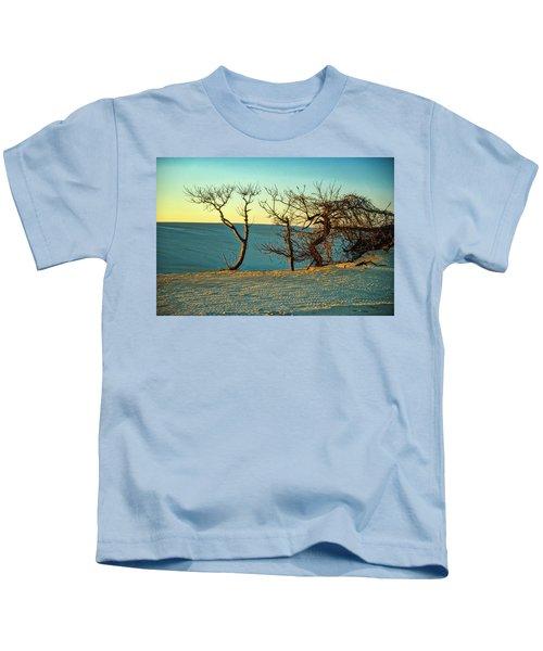 Jockey Ridge Sentinels Kids T-Shirt