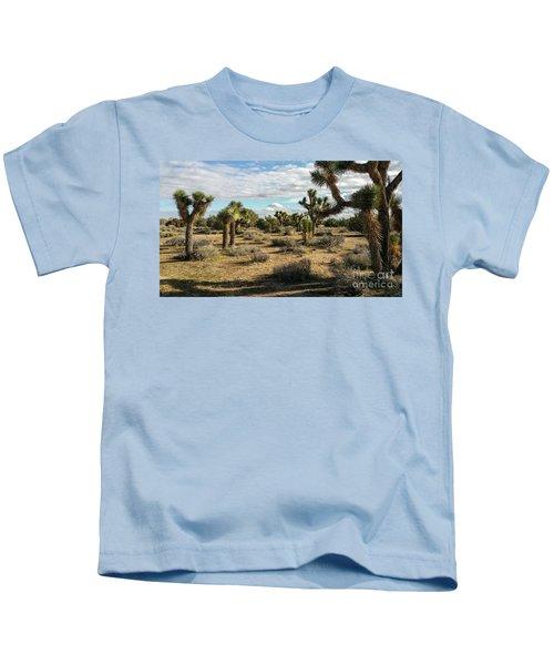 Joshua Tree's Kids T-Shirt