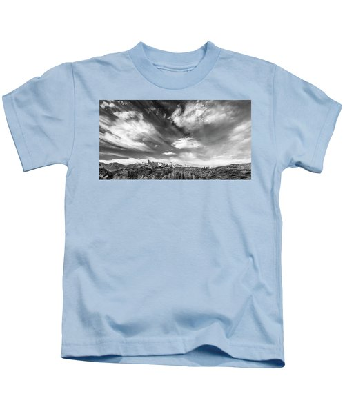 Just The Clouds Kids T-Shirt