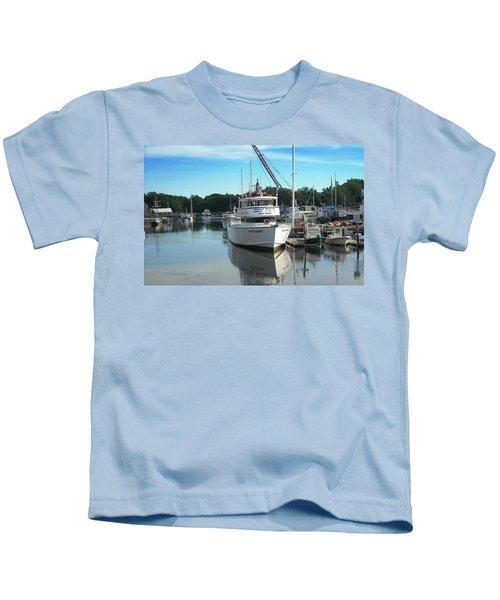 Kennubunk, Maine -1 Kids T-Shirt