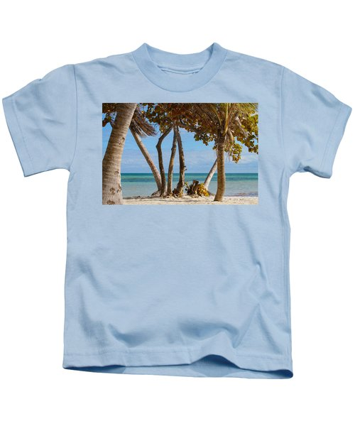 Key West Afternoon Kids T-Shirt
