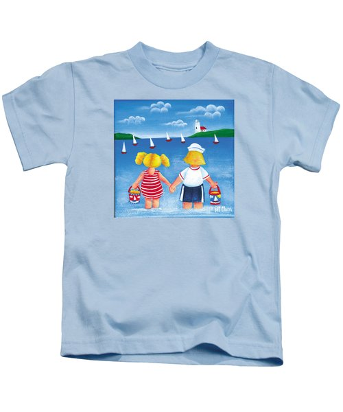 Kids In Door County Kids T-Shirt