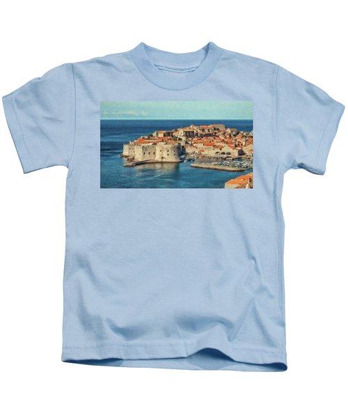 Kings Landing Dubrovnik Croatia - Dwp512798 Kids T-Shirt