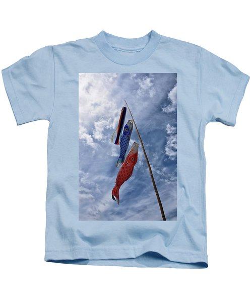 Koinobori Kids T-Shirt