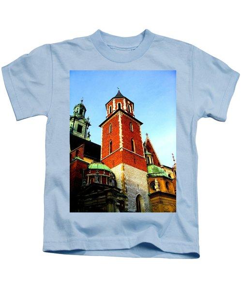 Krakow Poland Kids T-Shirt