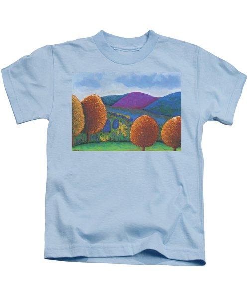 Kripalu Autumn Kids T-Shirt