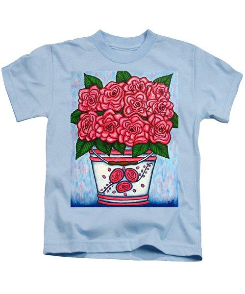 La Vie En Rose Kids T-Shirt