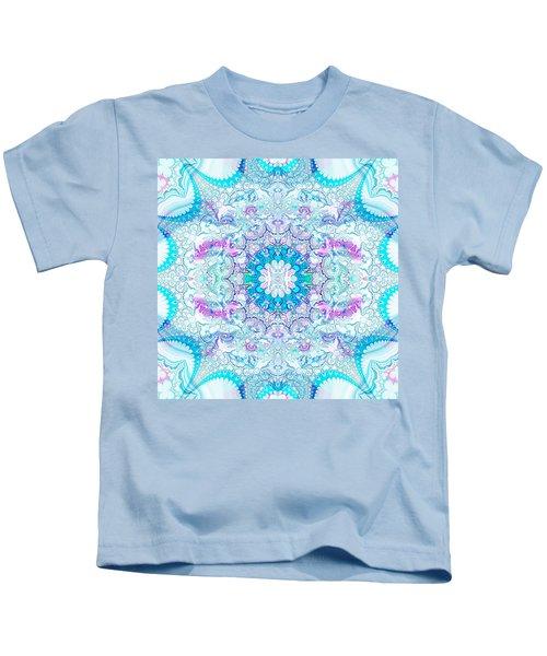 Lacy Mandala Kids T-Shirt