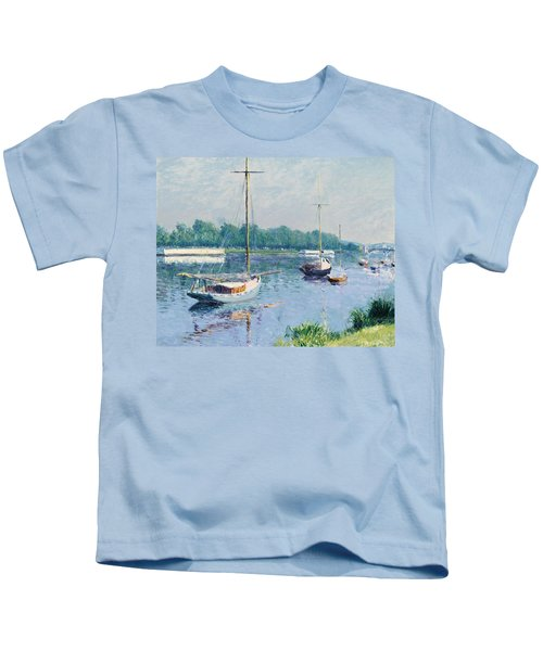 Lake Argenteuil Kids T-Shirt