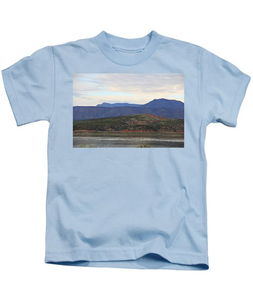 Lake Roosevelt 1 Kids T-Shirt