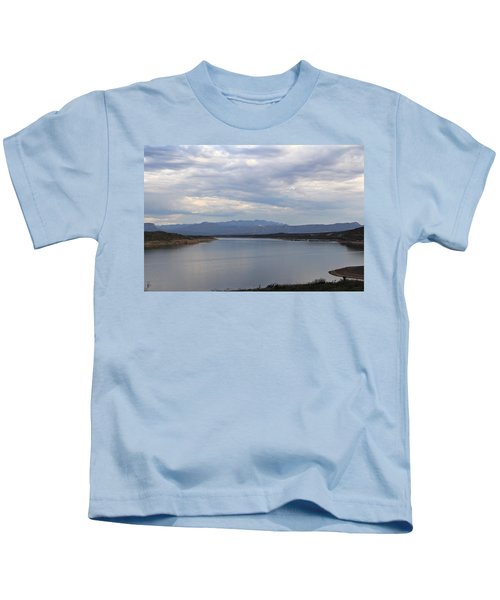 Lake Roosevelt 2 Kids T-Shirt