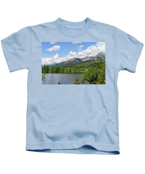 Lake Shtrbske  Kids T-Shirt