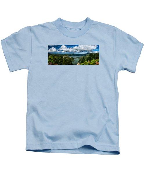 Landscapespanoramas015 Kids T-Shirt