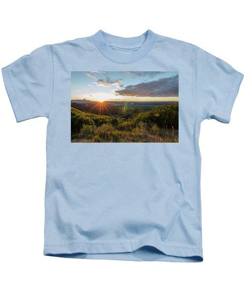 Last Rays Kids T-Shirt