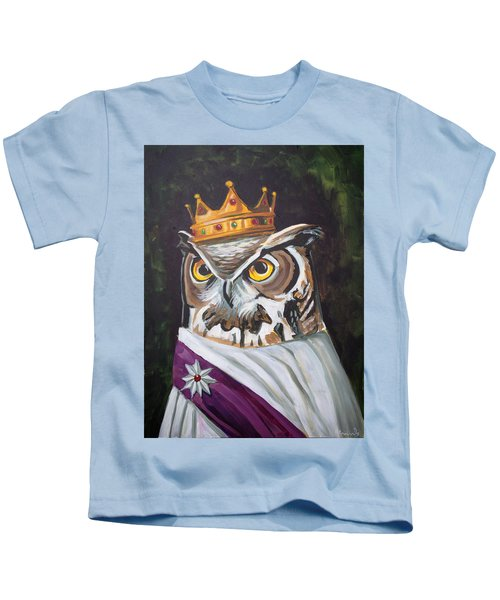Le Royal Owl Kids T-Shirt