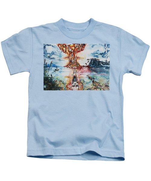 Legion Unleashed  Kids T-Shirt