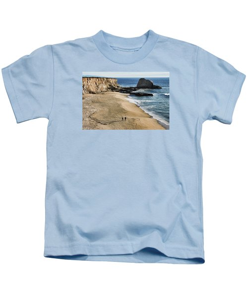 Leisurely Stroll Kids T-Shirt