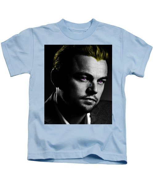 Leonardo Di Caprio Kids T-Shirt