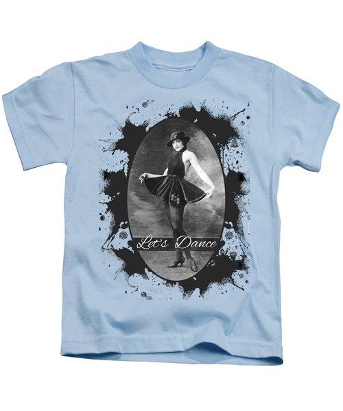 Lets Dance Kids T-Shirt
