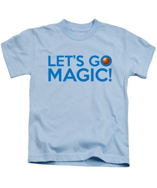 Let's Go Magic Kids T-Shirt
