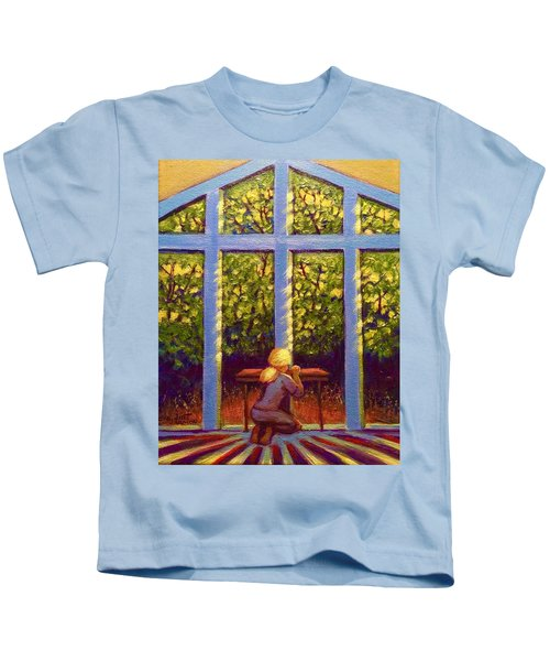 Light Lit Kids T-Shirt