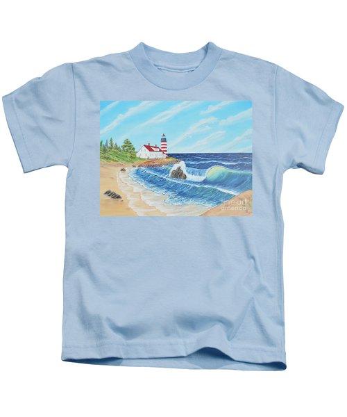 Lighthouse Life Kids T-Shirt