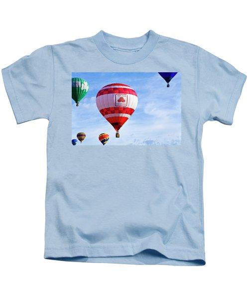 Like A Good Neighbor Kids T-Shirt