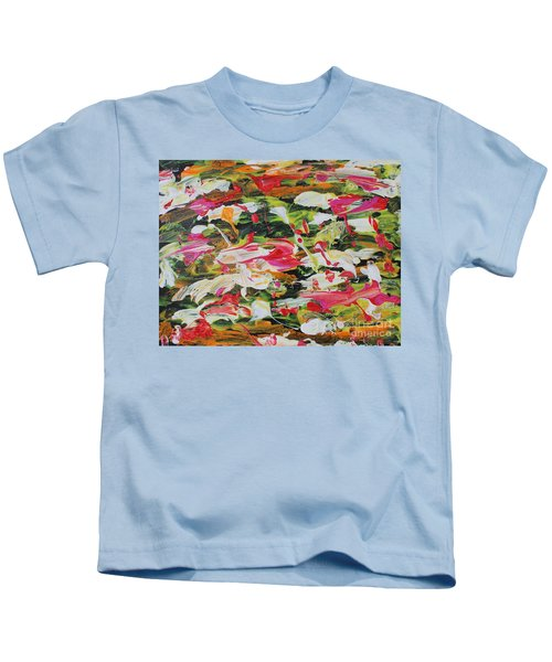Lily Pads Kids T-Shirt