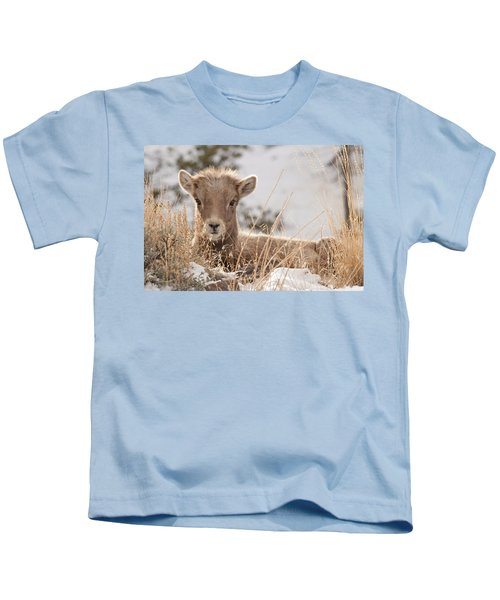 Little Bighorn Kids T-Shirt