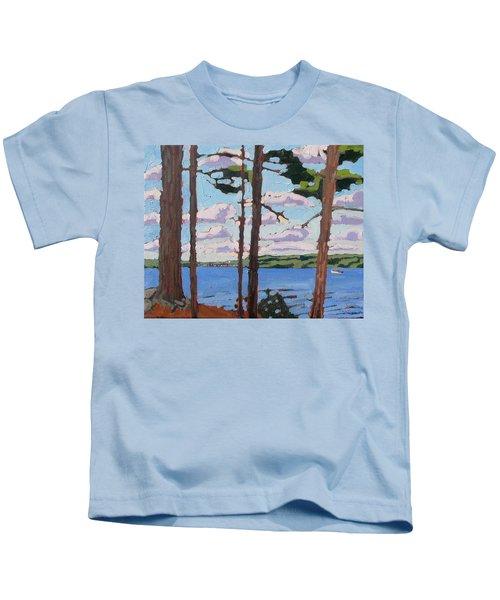 Little Rideau Lake Kids T-Shirt