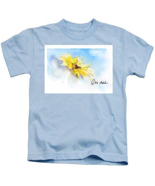 Little Sketch-1 Kids T-Shirt