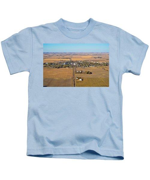 Little Town On The Prairie Kids T-Shirt