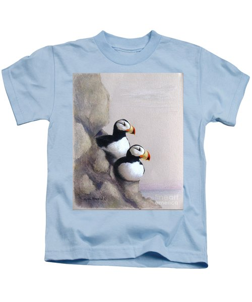 Lofty View Kids T-Shirt