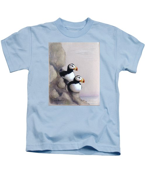 Lofty View Kids T-Shirt