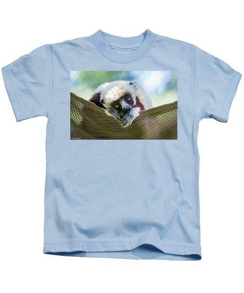 Lonely Lemur Kids T-Shirt
