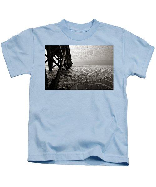 Long To Surf Kids T-Shirt