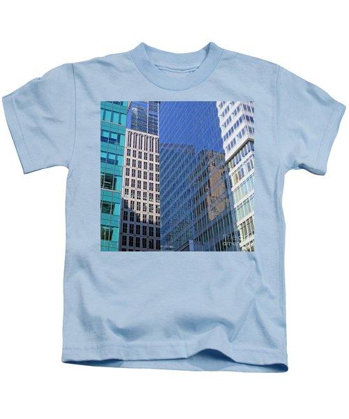 Look Through Any Window Kids T-Shirt