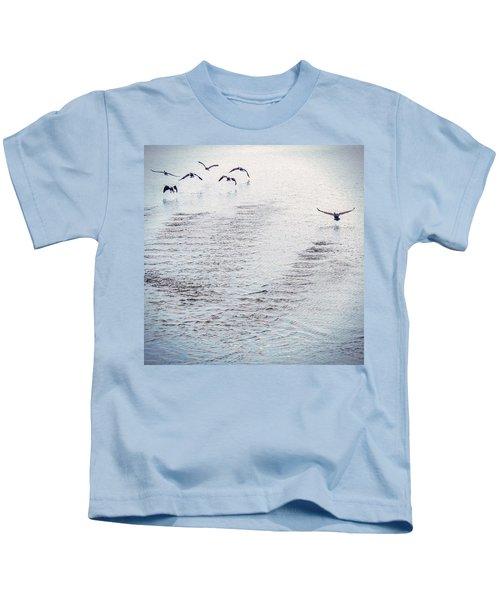 Looner Liftoff Kids T-Shirt
