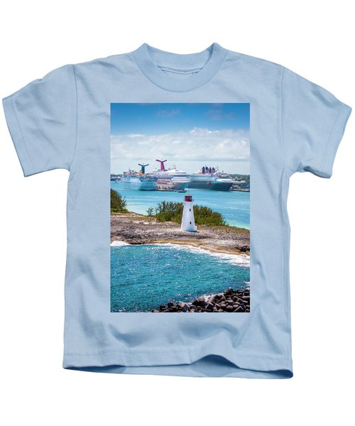 Love Boat Lane Kids T-Shirt