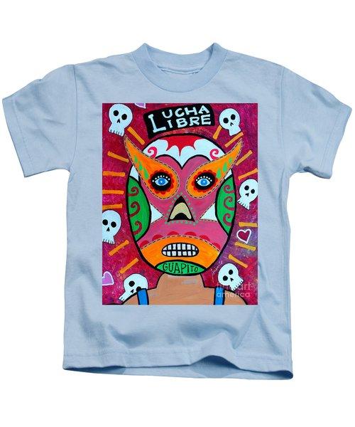 Lucha Libre Kids T-Shirt