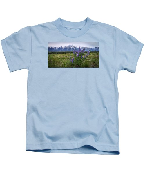 Lupine Beauty Kids T-Shirt