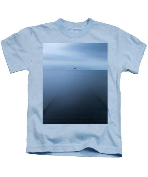 Lytham Jetty  Kids T-Shirt