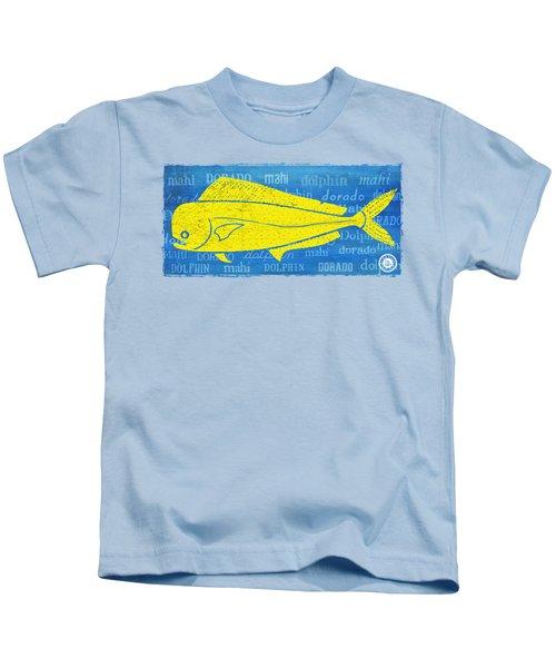 Mahi-dolphin-dorado Kids T-Shirt